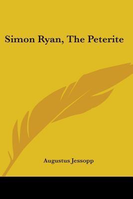 Simon Ryan, the Peterite