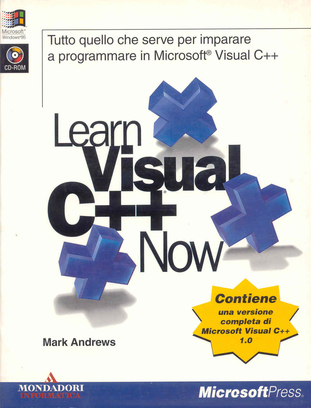 Learn Visual C now. ...