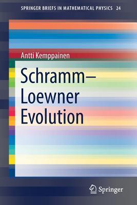 Schramm–loewner Evolution