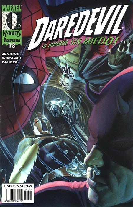 Marvel Knights: Daredevil Vol.1 #18 (de 56)