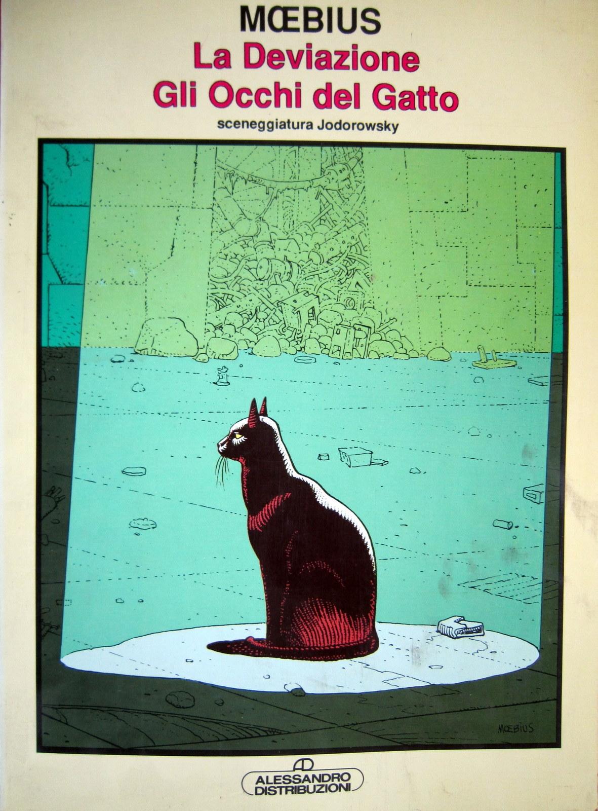 La Deviazione - Gli Occhi del Gatto