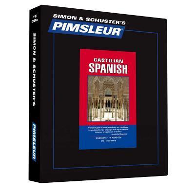 Pimsleur Castilian Spanish