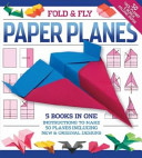 Fold and Play Paper Planes