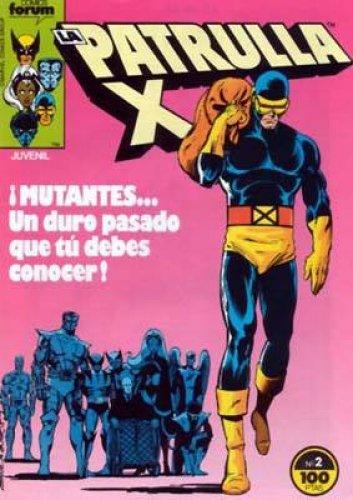 La Patrulla-X Vol.1 #2 (de 159)