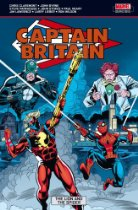 Captain Britain - Vo...