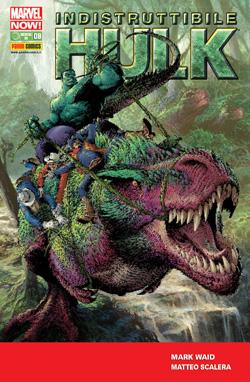 Hulk e i Difensori n. 22