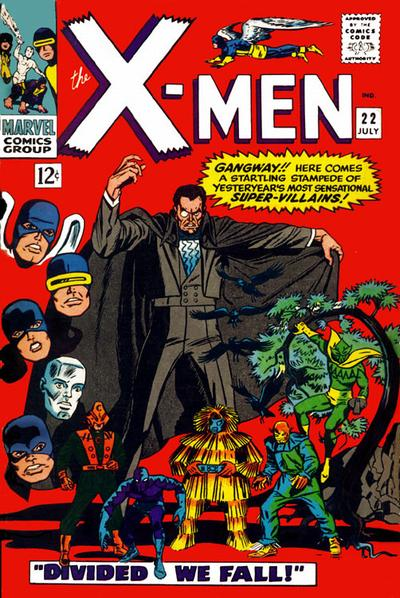The X-Men Vol.1 #22