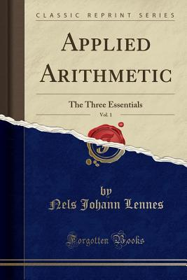 Applied Arithmetic, Vol. 1