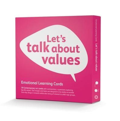 Let's talk about values
