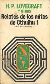 Relatos de los mitos de Cthulhu 1