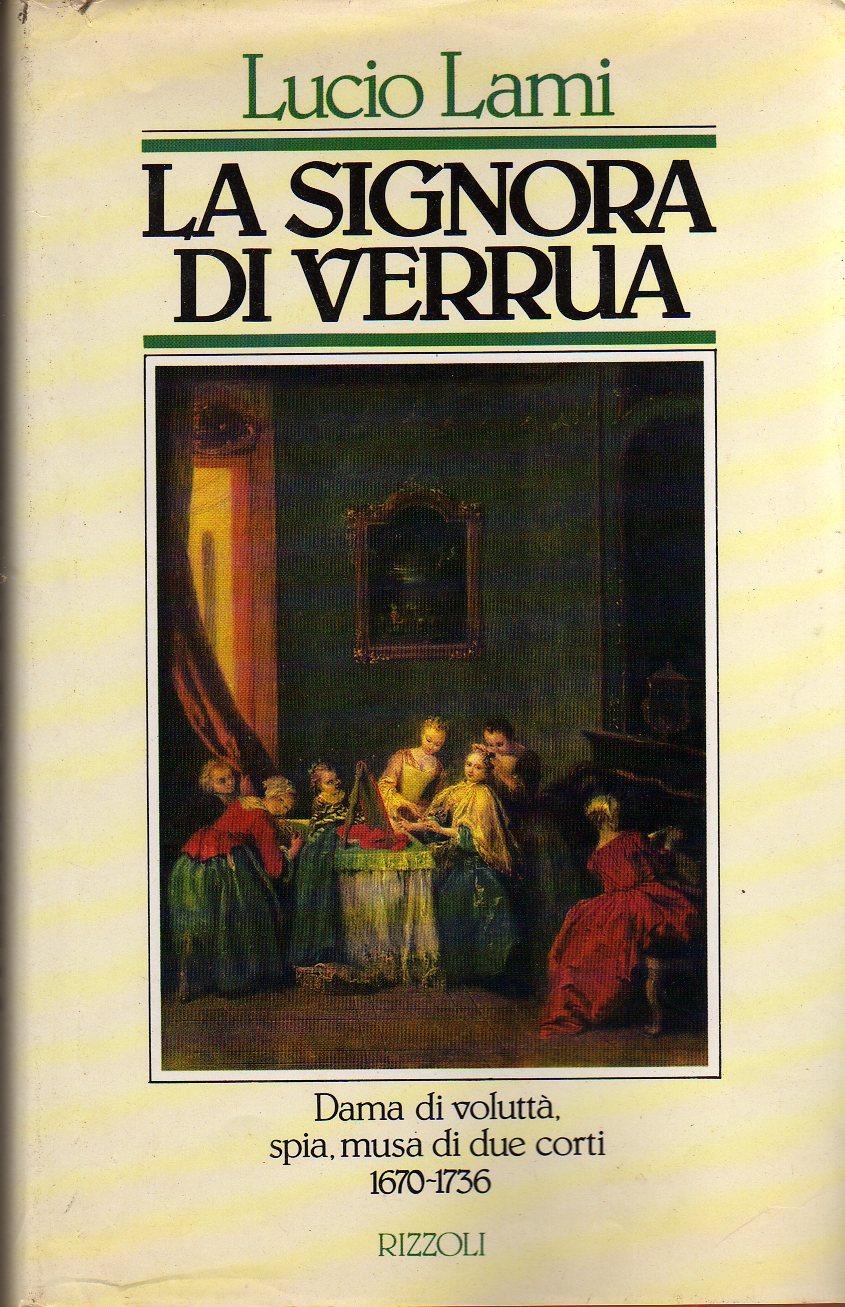 La signora di Verrua