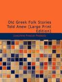 Old Greek Folk Stori...