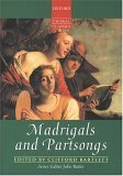 Madrigals and Partsongs: Vocal Score
