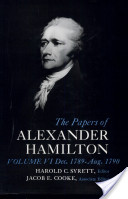The Papers of Alexander Hamilton Vol 6