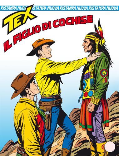 Tex Nuova Ristampa n. 246