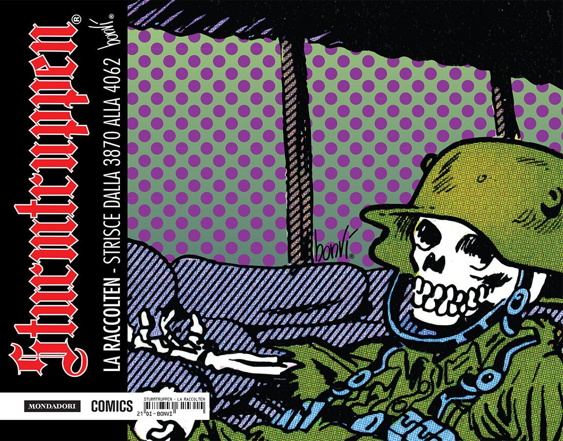 Sturmtruppen - La Raccolten vol. 21