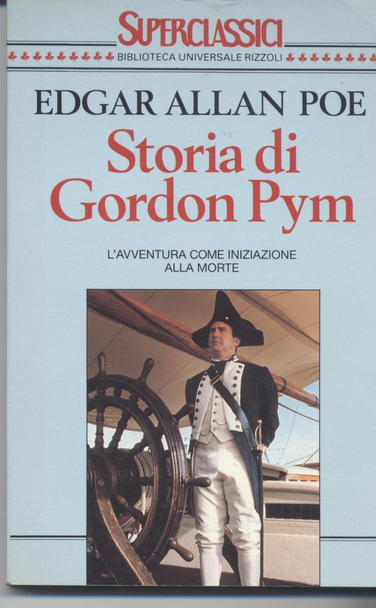 Storia di Gordon Pym
