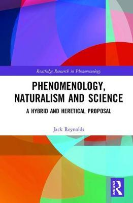 Phenomenology, Naturalism and Science