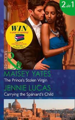 The Prince's Stolen Virgin