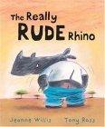 Really Rude Rhino