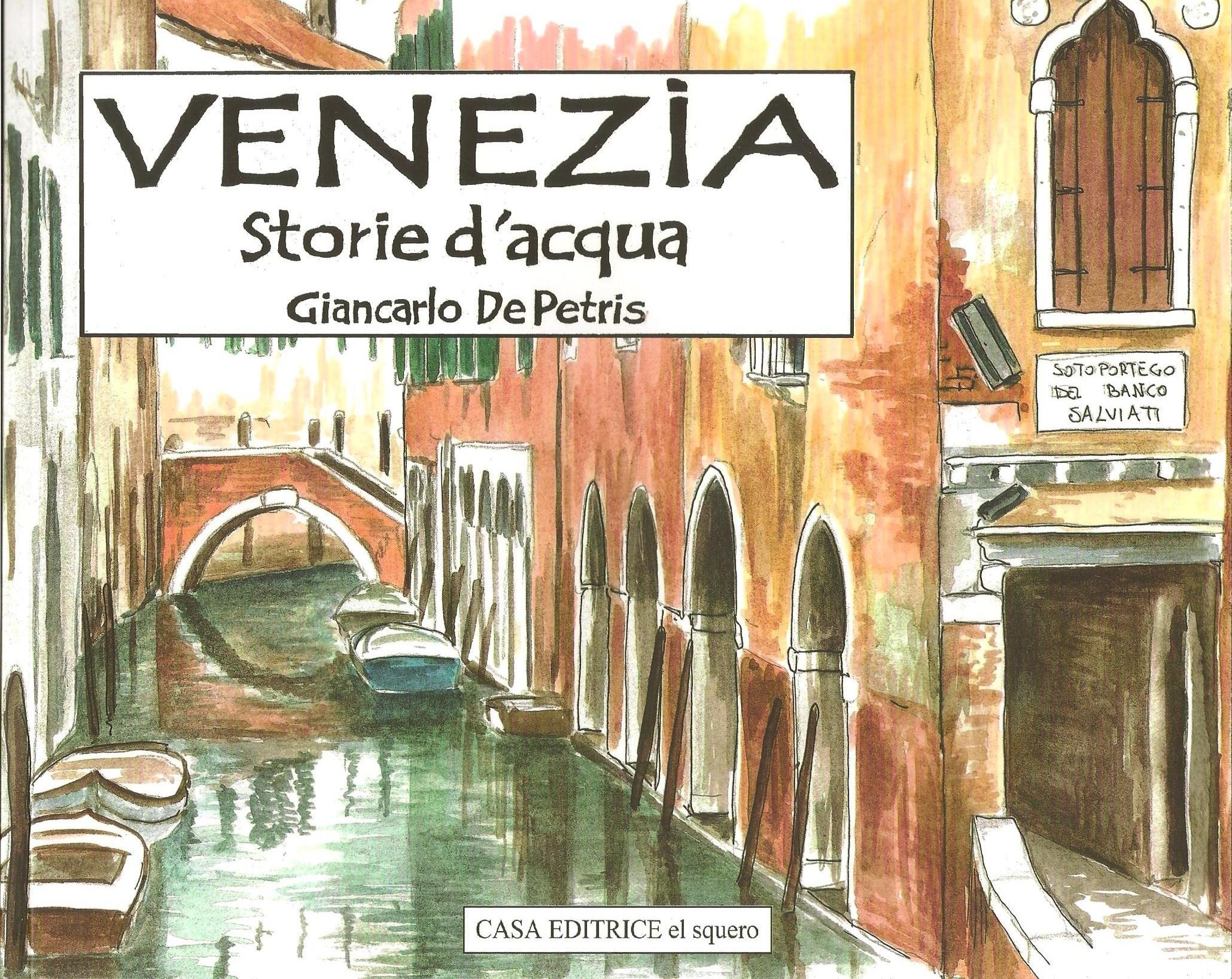 Venezia storie d'acqua
