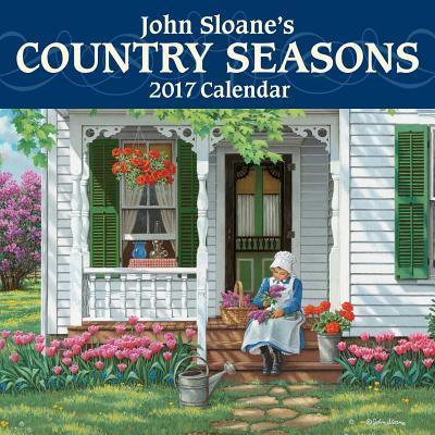 John Sloane's Country Seasons 2017 Calendar