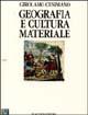 Geografia e cultura materiale