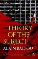 Theory of the Subjec...