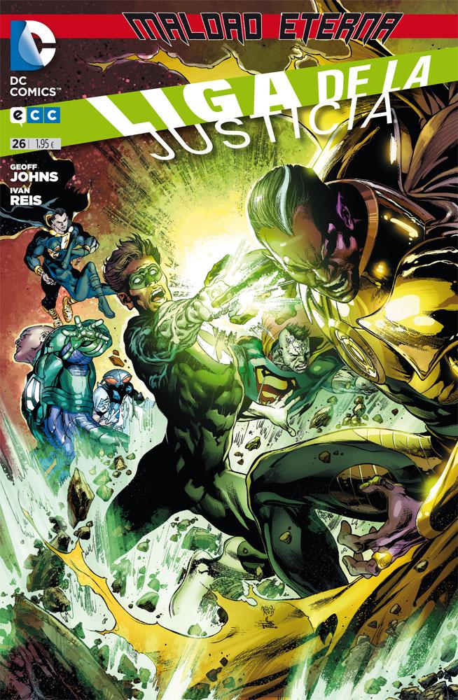 Liga de la justicia #26