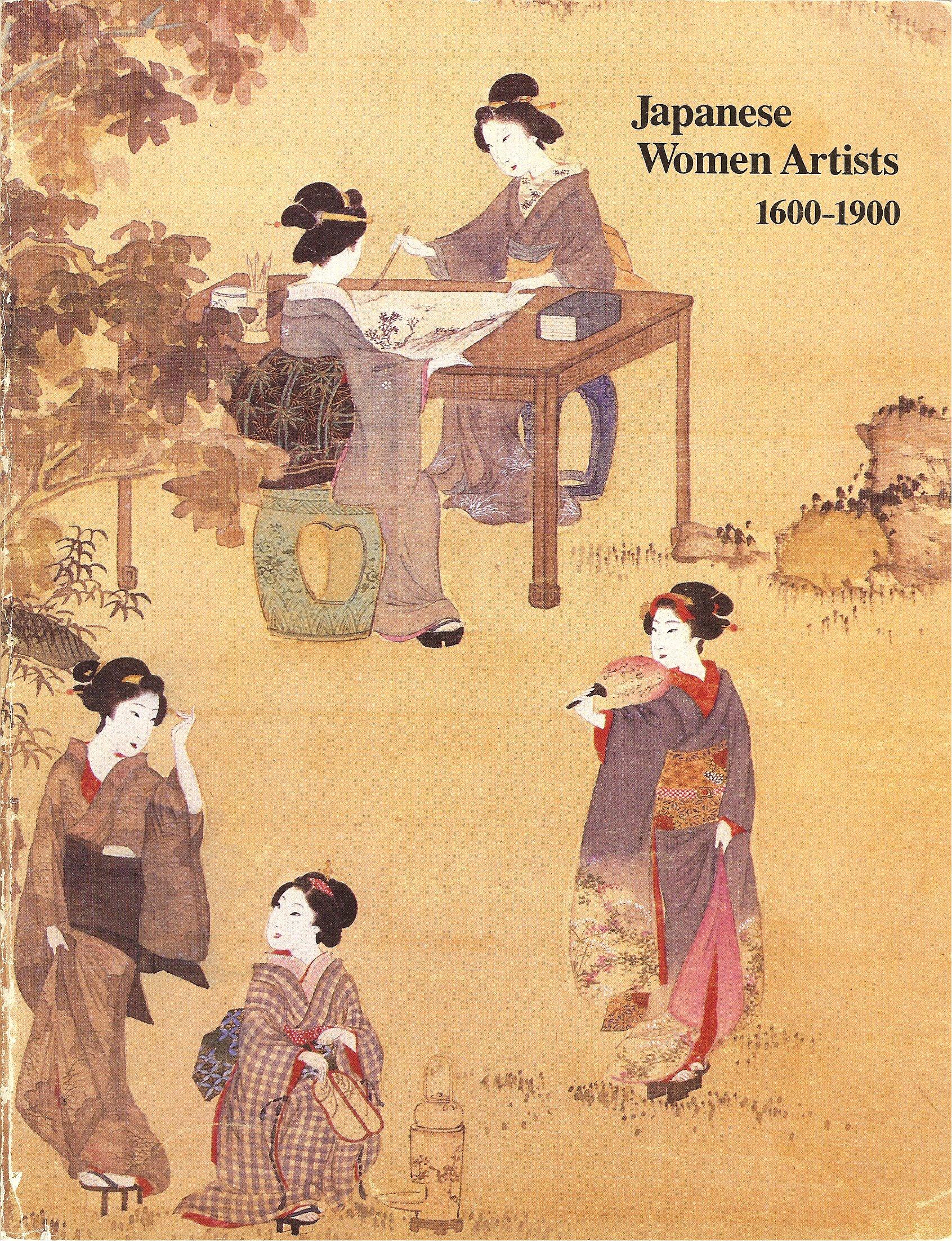 Japanese Women Artists, 1600-1900