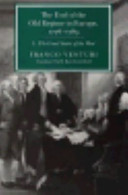 The End of the Old Regime in Europe, 1776-1789: The great states of the West