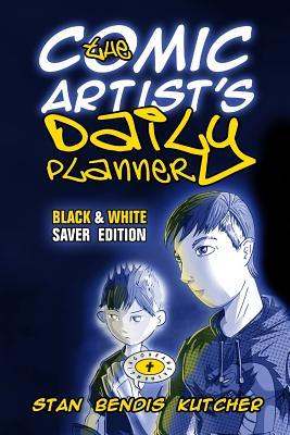 The Comic Artist's Daily Planner