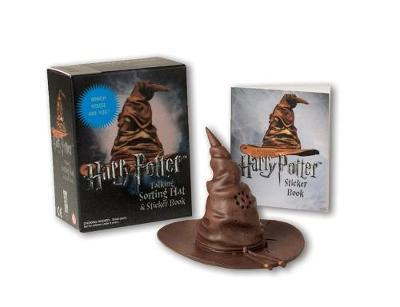Harry Potter Talking Sorting Hat and Sticker Book