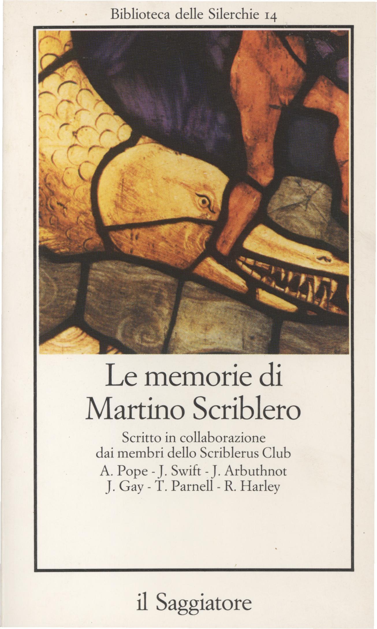 Le memorie di Martino Scriblero