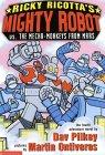Ricky Ricotta y el Poderoso Robot Contra los Mecamonos de Marte