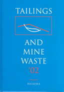 Tailings and Mine Waste '02