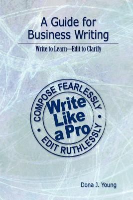 A Guide for Business Writing