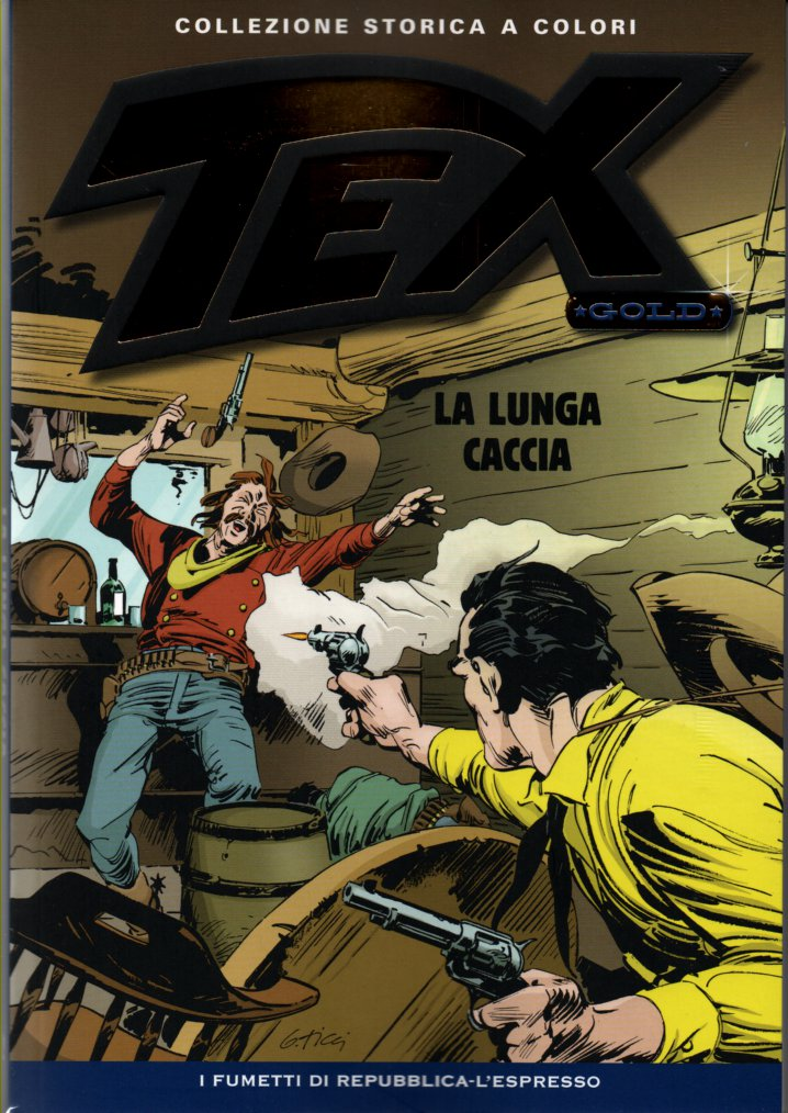 Tex collezione storica a colori Gold n. 22