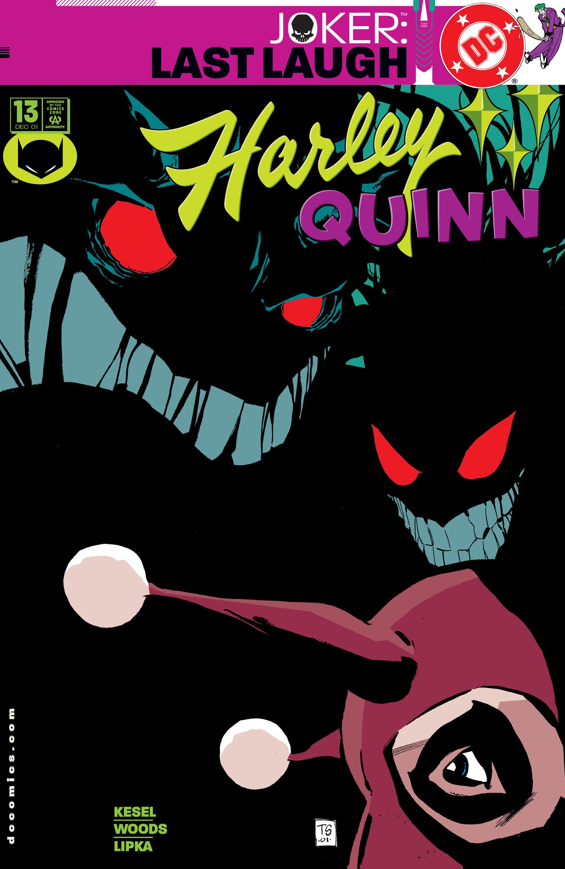 Harley Quinn Vol.1 #13