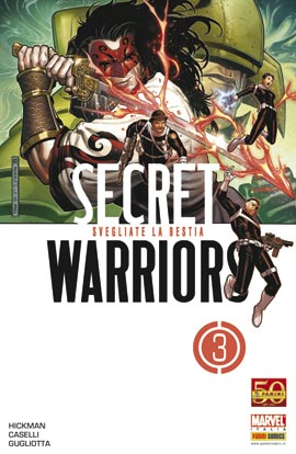 Secret Warriors n. 3...