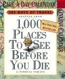 1,000 Places to See Before You Die Calendar 2006