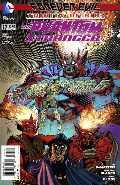 Trinity of Sin: Phantom Stranger Vol.4 #17