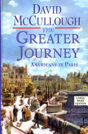 The Greater Journey