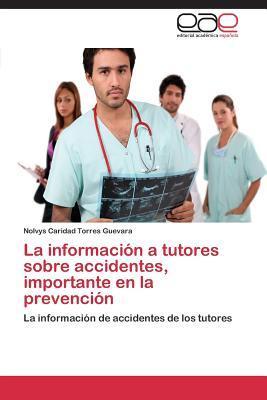 La información a tutores sobre accidentes, importante en la prevención