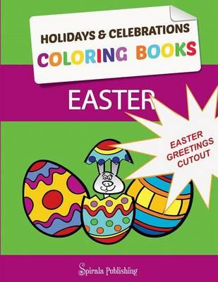Easter Coloring Book Greetings