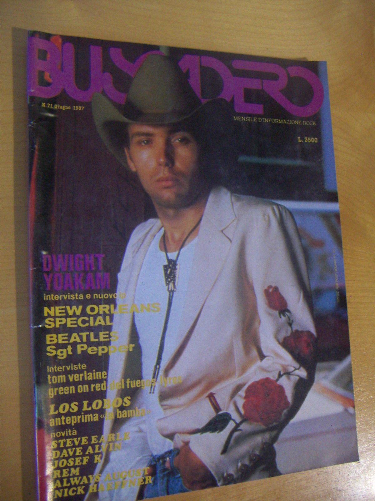Buscadero n. 71 (giugno 1987)