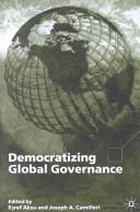 Democratizing Global Governance