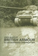 British armour in the Normandy campaign, 1944