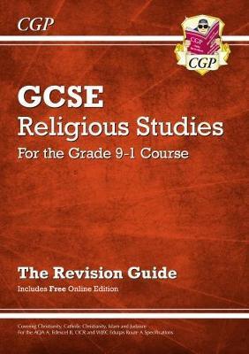 New Grade 9-1 GCSE Religious Studies