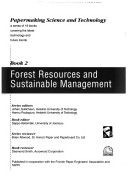 Forest resources and sustainable management